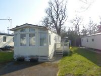 Static Caravan for holiday rental in New Forest/Bournemouth Area in Summer Holidays
