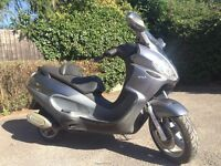 250cc Piaggio X9 - Evolution, 54 plate, Commuter SCOOTER-MOPED-MOTORCYCLE