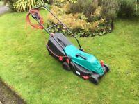BOSCH ARM 360 lawn mower