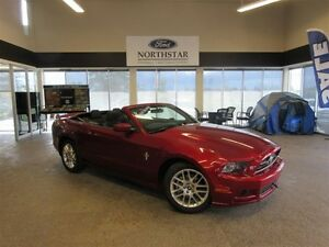 2014 Ford Mustang Convertible V6 Premium *Pony Package*