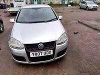 Volkswagen, GOLF, Hatchback, 2007, Manual, For sale