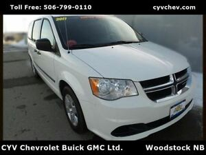 2011 Dodge Grand Caravan SE Stow N' Go - $9/Day