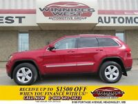2011 Jeep Grand Cherokee Leather Heated Seats, Push Button Start