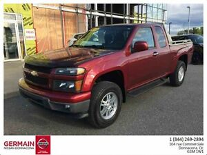 2010 CHEVROLET COLORADO 4WD EXTENDED CAB KING-AUTO-CRUISE-BAS KI