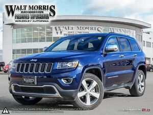 2016 Jeep Grand Cherokee Limited - LEATHER, NAV, SUNROOF
