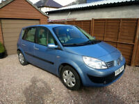 Renault Scenic 1.5 Diesel 06 Plate, 12 months MoT, good condition for year, £1050 ono