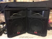 WHARFEDALE EVP-X12 (Selling a pair of these) - 300watt