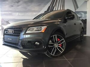 2017 Audi SQ5 DYNAMIC EDITION NAV B&O 21''