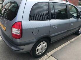 Vauxhall Zafira 2004 diesel cheap £735ono
