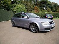 Audi A4 Avant S Line 2.0 fsi Sport