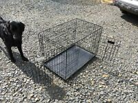 Large Metal Dog Crate for Sale