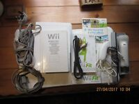 Nintendo Wii Balance Board with Wii FIT & Wii Sport for SALE