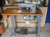 sail/ canvass sewing machine wanted h/d for sewing canvass