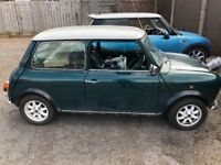 1994 Mini Cooper 1.3L with many over 1700 spent on parts over the last year
