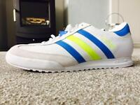 NEW - Adidas Beckenbauer Allround trainers - size 10