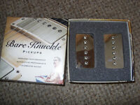 Bare Knuckle MISSISSIPPI QUEEN HUMBUCKER-SIZE P90's set