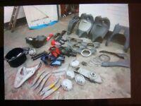 Piaggio and vespa parts spares liberty et4 et2 x9 250 125 beverly gt125