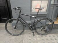 Cinelli Bootleg Hybrid Bike - Medium/Large - Hardly Used
