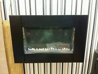 plasma flueless gas fire