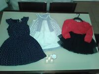 Girls clothes age 6-7 £10