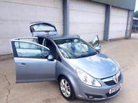 Vauxhall Corsa 1.4 i 16v Design 5dr (a/c* p/x welcome HPI CLEAR*1 FORMER KEEPER*FSH*