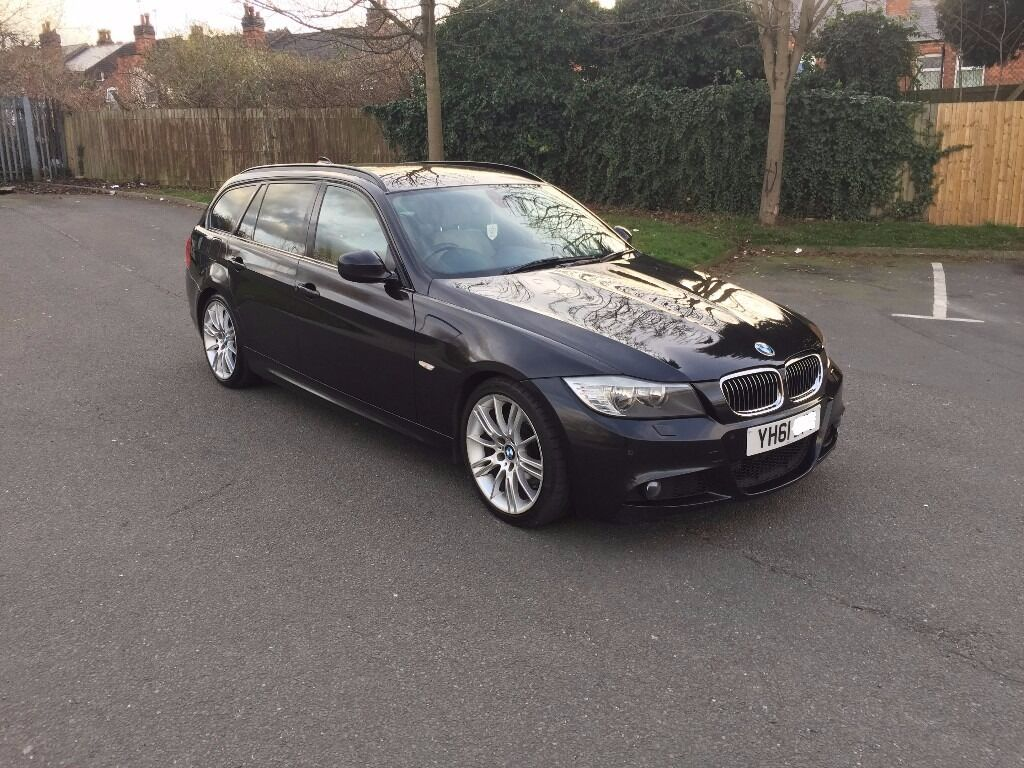bmw e91 330d m sport estate touring 245bhp 2011 61 reg. Black Bedroom Furniture Sets. Home Design Ideas