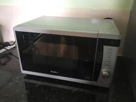 Breville Microwave 800W works, used.