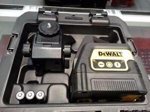 Dewalt Cross Line Laser. We sell used tools. (#36182)
