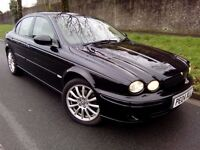 2004 Jaguar X-type 2.0 Sport Facelift model NEW MOT 80k Full Service History Excellent Condition.