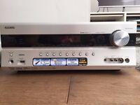 Full Home Cinema Kit - Onkyo TX-SR607 Amp + Kef 2005.3 Speaker kit