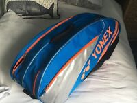 Yonex Tennis Rackets Bag (6 rackets) NEW NEW NEW NEVER USED