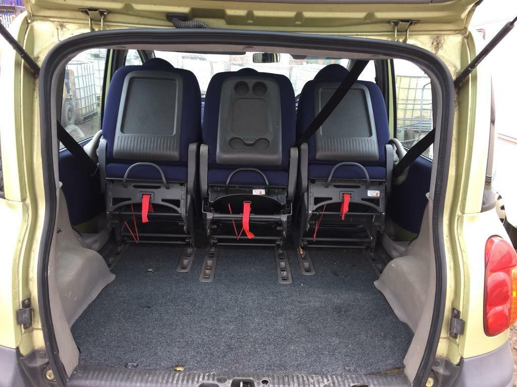 Fiat Multipla Jtd 105 Elx 6 Seater Fully Loaded  New Timing Belt  2 Owners For New  Twin Sunroof