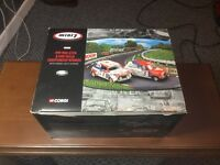 MINI 7 and MINI MIGLIA LTD EDITION DIORAMA, NEW AND BOXED.