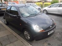 FORD KA STYLE 2007 MODEL, MANUAL, 4 SEATER, 3 DOOR, 9 MONTHS MOT, CHEAP INSURANCE AND ROAD TAX!!!