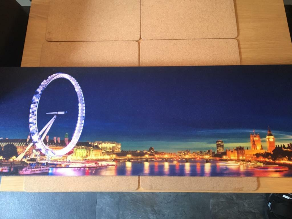 London LED Wall Art | in Gateshead, Tyne and Wear | Gumtree