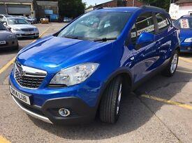 VAUXHALL MOKKA 1.7 CDTi Tech Line FWD 5dr (blue) 2014