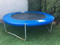 8ft trampoline £30 for quick sale