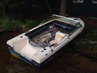 Free 15 foot Doral boat hull
