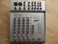 6-channel Mixing Desk (Ashton MXL6)