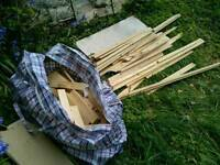 WOOD for Free