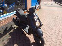Yamaha BW's 125cc - P/X To Clear