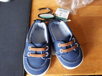 Baby boy first shoes 9-12 months brand new