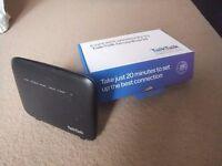 Talk Talk wireless router modem