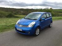 Nissan note 1.4 petrol ⛽️ low mileage * immaculate in & out