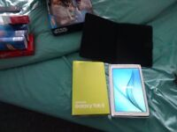 used twice samsung new in box