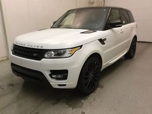 2014 Land Rover Range Rover Sport V8 Supercharged,Leather,Sunroo
