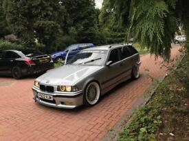 Bmw 328i touring sport e36 modified not m3 s3 Rs z3 px why?