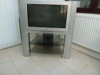 JVC television