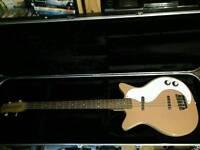 Danelectro DC 59 bass guitar 90's