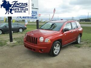 2009 Jeep Compass Sport/North 4WD